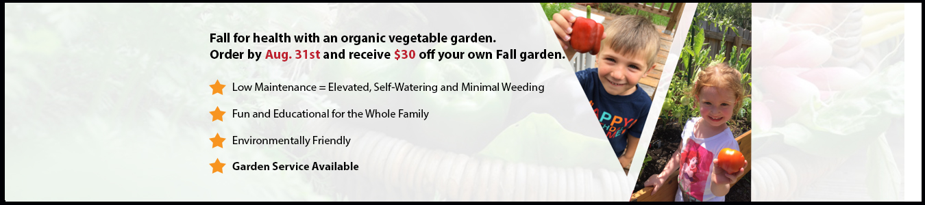 vegetable gardener in orlando
